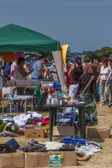 Boot Sale at Sully