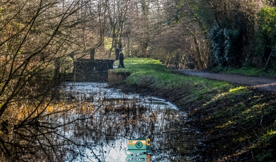Monmouthshire and Brecon Canal - Crumlin Arm